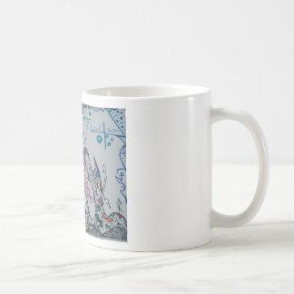 Abstract Doodle Mug