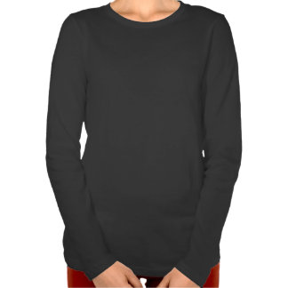 Abstract Doodle Relaxed Fit Long Sleeve T-Shirt