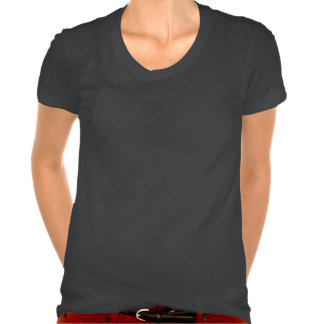 Abstract Doodle Scoop Neck T-Shirt
