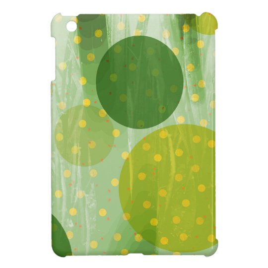 Abstract Dots Design Cover For The iPad Mini