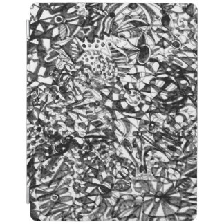 Abstract Drawing iPad Smart Cover iPad Cover