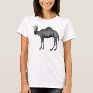 Abstract Dromedary silhouette T-Shirt
