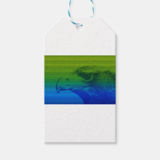 Abstract Eagle Gift Tags