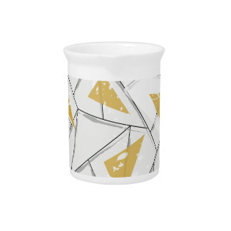 Abstract: Early Fall Drink Pitcher