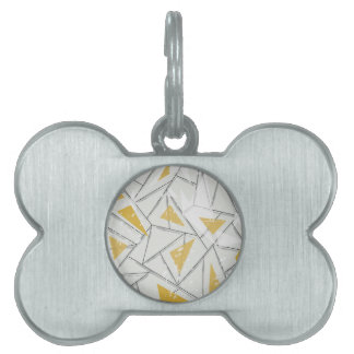 Abstract: Early Fall Pet Tag