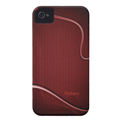 Abstract Elegant Damask Blackberry Bold  Case Blackberry Cases
