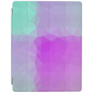 Abstract & Elegant Geo Designs - Magenta Sky iPad Cover