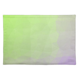 Abstract & Elegant Geo Designs - Meadow Rise Placemat
