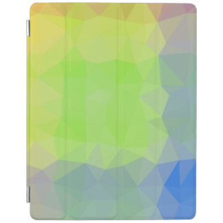 Abstract & Elegant Geo Designs - Ocean to Land iPad Cover