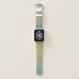 Abstract & Elegant Geo Designs - Pine Autumn Apple Watch Band