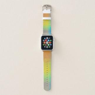 Abstract & Elegant Geo Designs - Seashell Vision Apple Watch Band
