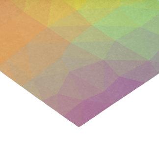 Abstract & Elegant Geo Designs - Seashell Vision Tissue Paper