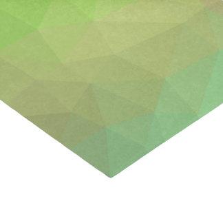 Abstract & Elegant Geo Designs - Watermelon Hue Tissue Paper
