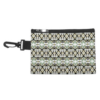 Abstract Ethnic Camouflage Accessory Bag