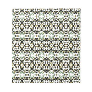 Abstract Ethnic Camouflage Notepad