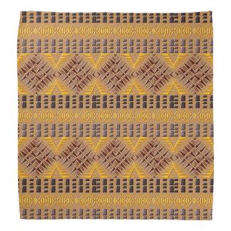 abstract ethnic   geometric pattern. bandana