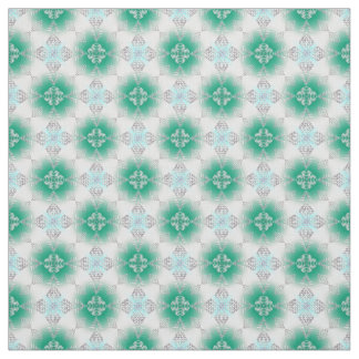 abstract ethnic pattern fabric