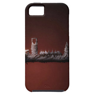 Abstract Everyday Building The Ashes iPhone 5 Cases