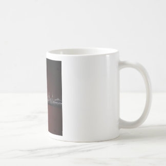 Abstract Everyday Building The Ashes Coffee Mugs