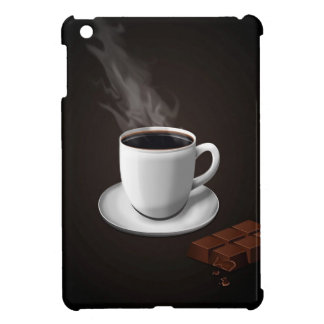 Abstract Everyday Chocolate Sugar iPad Mini Cover