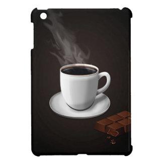 Abstract Everyday Chocolate Sugar iPad Mini Cover