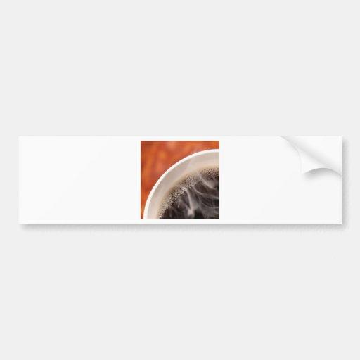 Abstract Everyday Hot Stuff Bumper Sticker