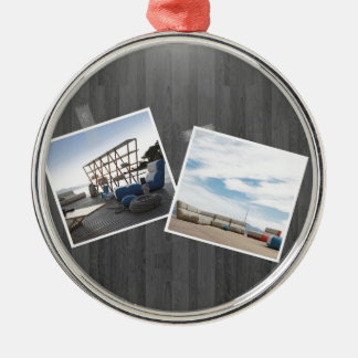 Abstract Everyday Picture This Christmas Tree Ornament