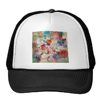 Abstract Expressionism 1 Trucker Hat