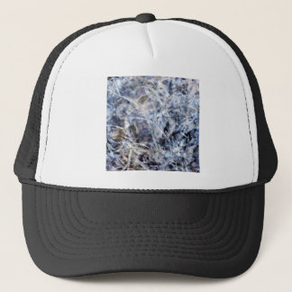 Abstract Expressionist Dance 3 Square Trucker Hat