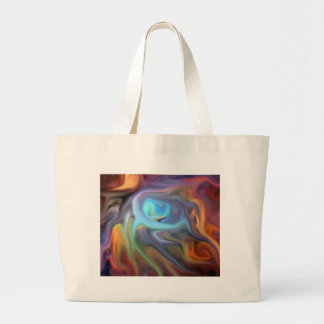 abstract expressionist isolation geometric canvas bags