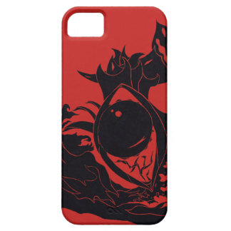 Abstract Eye Design (Case) Barely There iPhone 5 Case