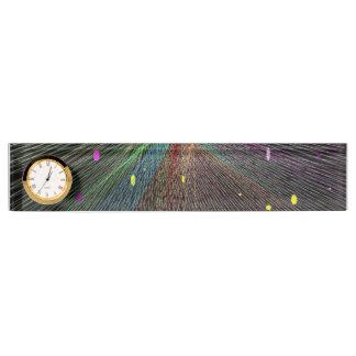 Abstract Eye Desk Nameplate