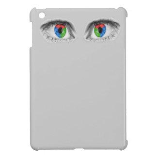 Abstract Eye iPad Mini Cases