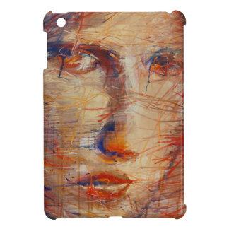 Abstract Face iPad Mini Case