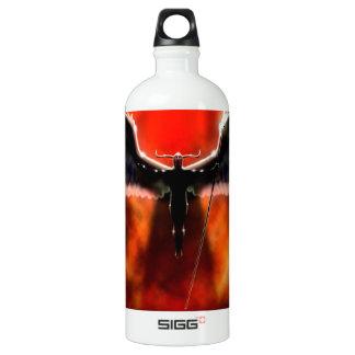 Abstract Fantasy God Of War Ares SIGG Traveller 1.0L Water Bottle