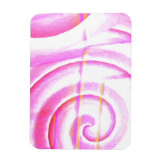 Abstract fantasy magnet