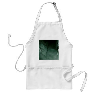 Abstract Fantasy Standing Alone Night Apron
