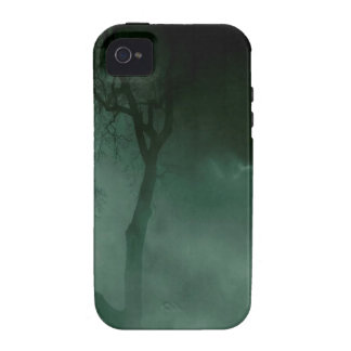 Abstract Fantasy Standing Alone Night Case-Mate iPhone 4 Case
