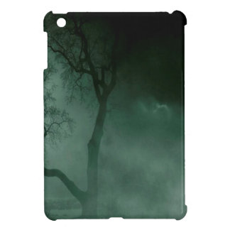 Abstract Fantasy Standing Alone Night iPad Mini Covers