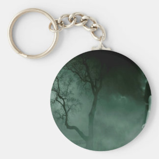 Abstract Fantasy Standing Alone Night Key Chains