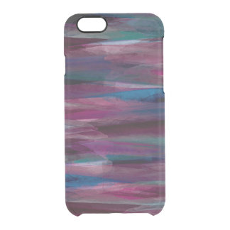Abstract Feathers iPhone Case