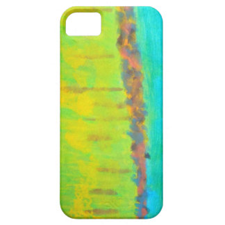 Abstract Field iPhone 5 Cover