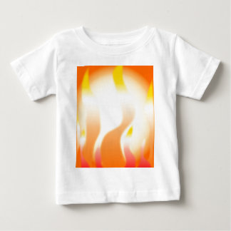 Abstract Fire Baby T-Shirt