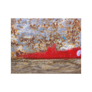 Abstract: Fire Canvas Print