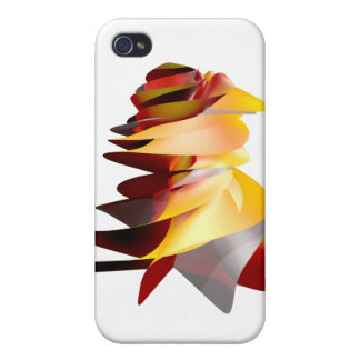 Abstract Fire Emblem iPhone 4/4S Cover