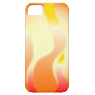 Abstract Fire iPhone 5 Covers
