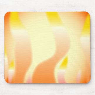 Abstract Fire Mouse Pad