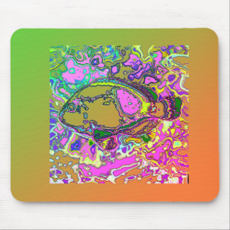 Abstract_Fish_Under-Water-Art__Multi-Colors-Unisex Mouse Pad