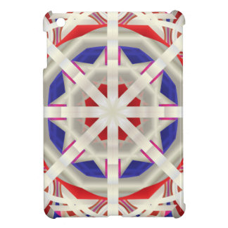 Abstract Flare Case For The iPad Mini