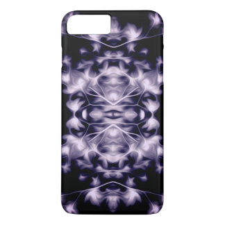 Abstract Floral Graphic Pattern iPhone 8 Plus/7 Plus Case